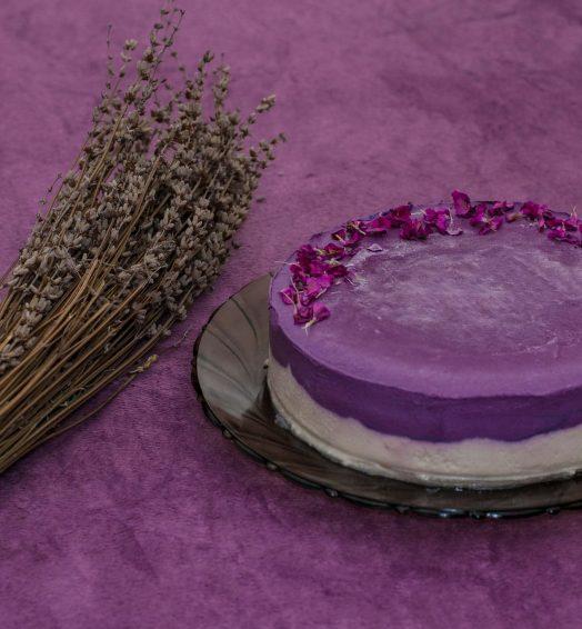 Lavander Cake