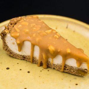 Salty Caramel Cheesecake