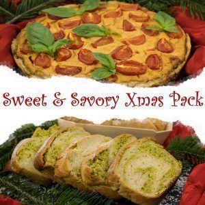 Sweet & Savory Xmas Pack