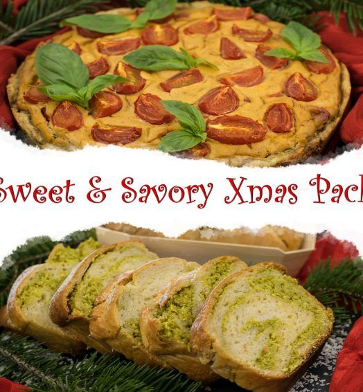 Sweet & Savory Xmas Pack